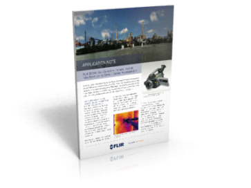 FLIR GF346 Gas Detection Camera Used to Detect Carbon Monoxide Gas