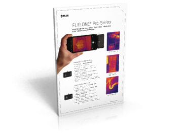 FLIR One Pro Series - Comparison