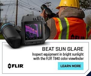 FLIR T840 banner