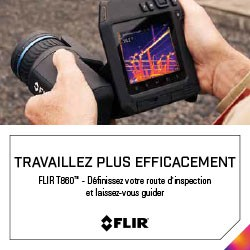 FLIR T860 banner