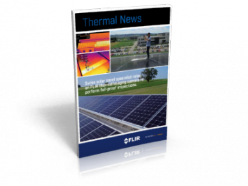 Swiss solar panel specialist relies on FLIR thermal imaging camera to perform fail-proof inspections.