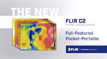 FLIR C2 Kiosk Intro Movie