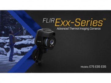 FLIR Exx-Series - Product Tease - Movie