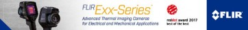 FLIR Exx Red Dot award - banner
