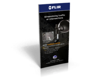 FLIR TrafiCam Series Rollup - ENGLISH