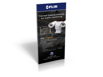FLIR PT-Series Rollup - ENGLISH