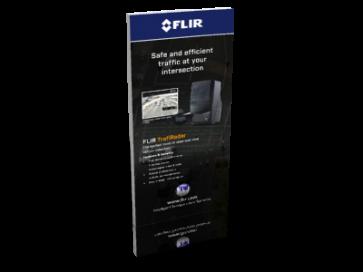FLIR TrafiRadar Rollup - ENGLISH