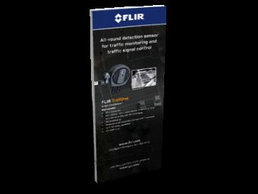 FLIR TrafiOne Rollup - ENGLISH