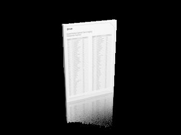 FLIR QL320 Gaslist Datasheet
