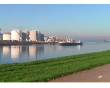 Environmental Protection at DCMR with a FLIR OGI Camera