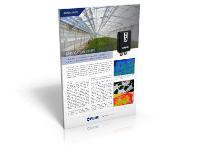 FLIR Systems contributes to visualization of agriculture with its