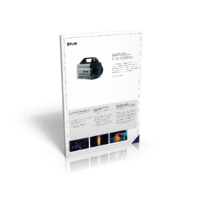FLIR X6800 MWIR Datasheet