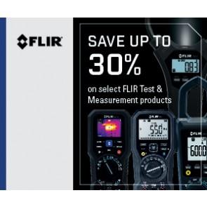 Test & Measurement promotion - banner