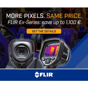 FLIR Ex-Series Promotion - banners