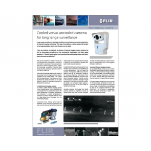 Cooled versus Uncooled - Technical Note