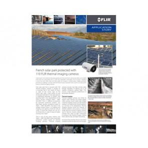 ONET SECURITE solar park