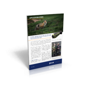Thermal imaging helps control fox population