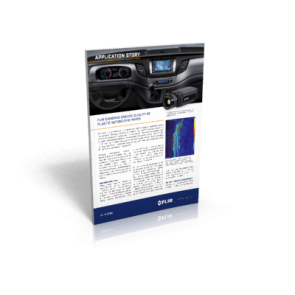 FLIR cameras ensure quality of plastic automotive parts