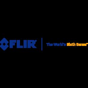 FLIR Logo with tagline