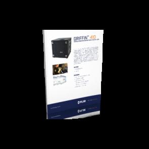 FLIR Griffin G410 - Datasheet