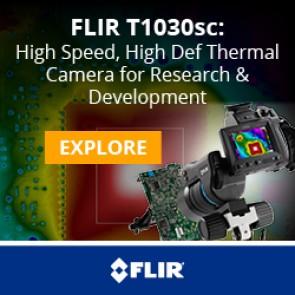 FLIR T1030sc banners