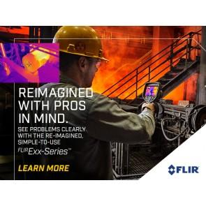 FLIR Exx - banners