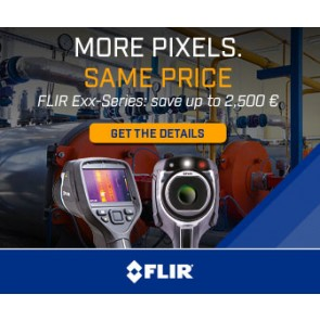 FLIR Exx-Series Promotion - banners