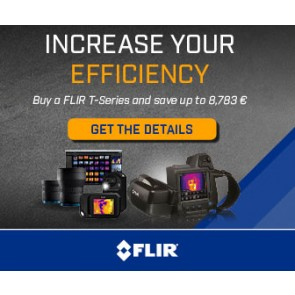 FLIR T-Series Promotion - banners