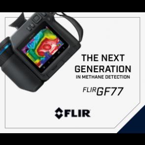 FLIR GF77 banner