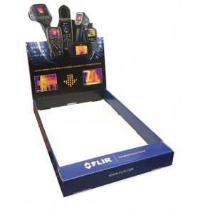 FLIR Instruments counter display