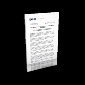 FLIR T1k / T1020 Press releese
