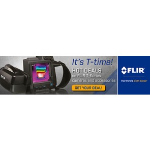 FLIR T-Time - banners