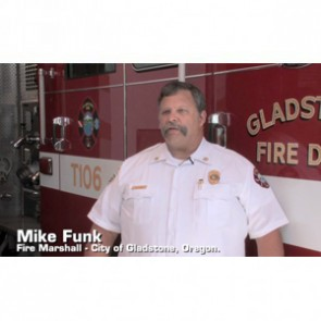 Gladstone Fire Marshall Movie