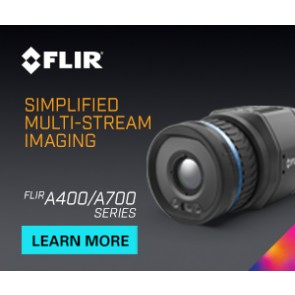 FLIR A400/A700 Image Streaming Banner