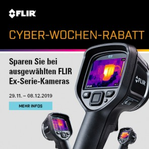 Cyberweek promotion - banner