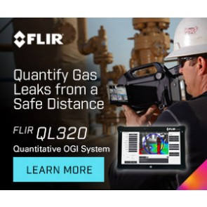 FLIR QL320 banner