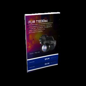 FLIR T1030sc / T1050sc Brochure
