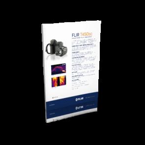 FLIR T450sc Datasheet