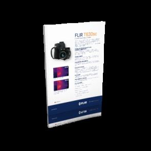 FLIR T630sc Datasheet