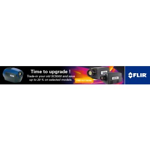 R&D Trade-in for FLIR SC5000 - Promotional banner