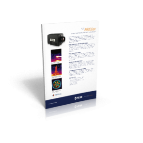 FLIR A8200sc Datasheet