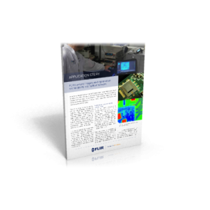 FLIR camera images next-generation silicon photonics optical network