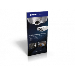 FLIR Professional Security Rollup - Complete Security Solutions (thermal & Visual)