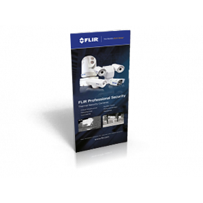 FLIR Professional Security Poster - Thermal