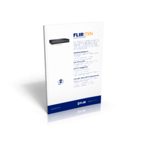 FLIR M4400-Series Datasheet