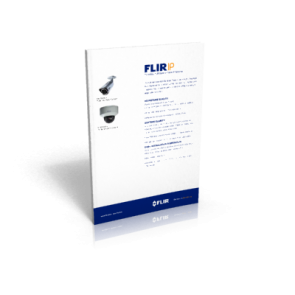 FLIR N437VEW / N437BEW Datasheet