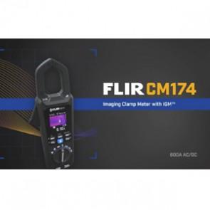 FLIR CM174 video
