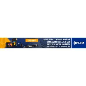 FLIR C3 promo banner - Q2 2017