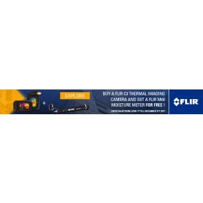 FLIR C3 promo banner - Q4 2017