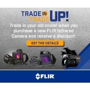 FLIR T-Series Trade in - banners